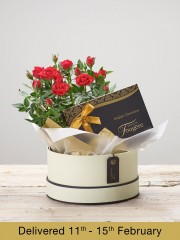 Ruby Rose Hatbox & Chocolates