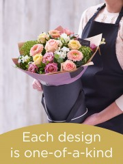 Mother's Day keepsake made with the finest flowers